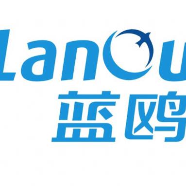 蓝鸥科技logo