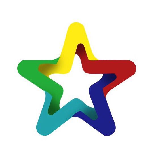 星星logo素材