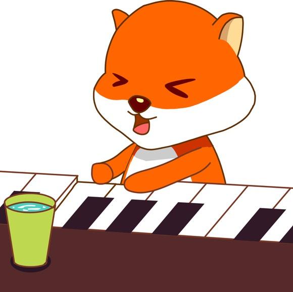 最快乐的钢琴课