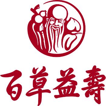 辽宁百草益寿中药房logo