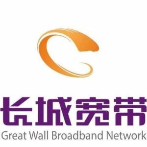 长城宽带logo