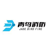 青鸟消防logo
