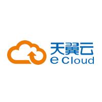 中国电信云logo