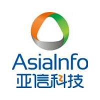 亚信科技logo