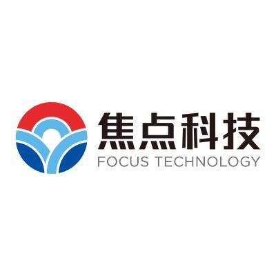 焦点科技logo