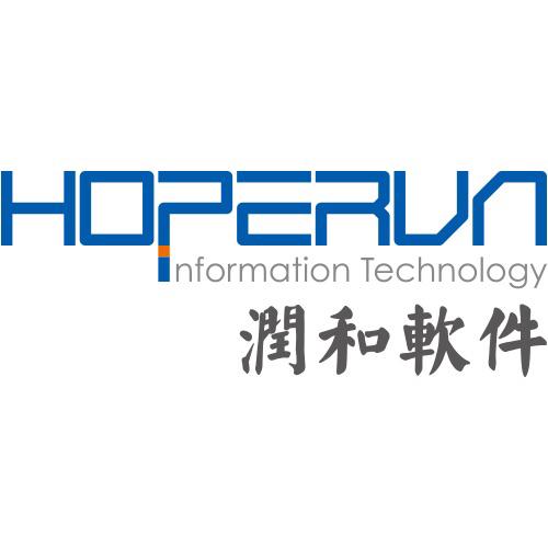 润和软件logo