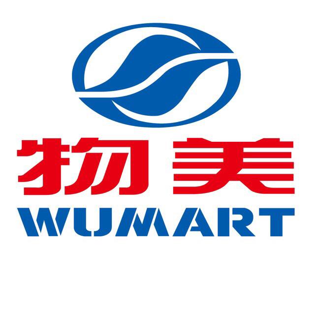 物美logo