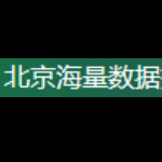北京海量数据logo