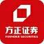 方正证券股份有限公司logo