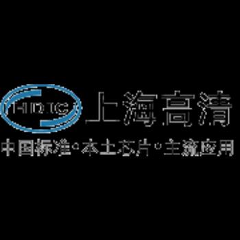 上海高清数字logo