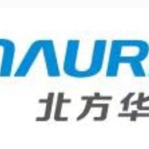 華創微電子logo