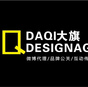 大旗文化logo