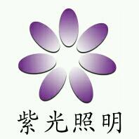 紫光照明logo
