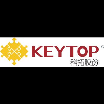 廈門科拓股份logo
