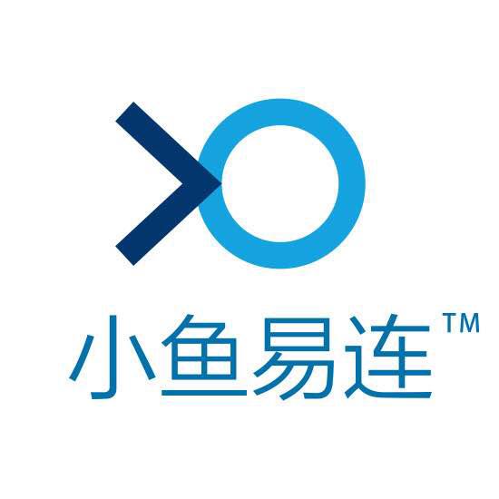 小魚易連logo