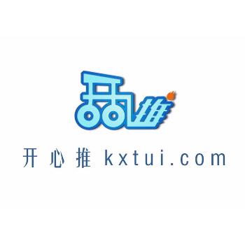 开心推logo