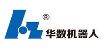 華數機器人logo