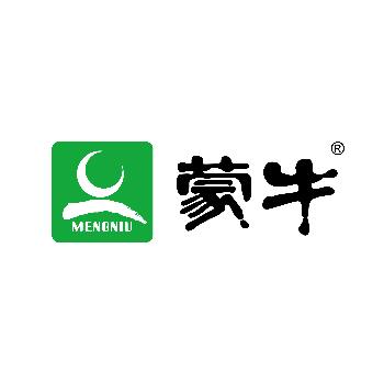 蒙牛乳業logo