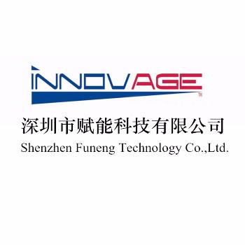 深圳賦能科技logo