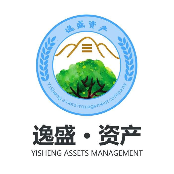 逸盛资产logo