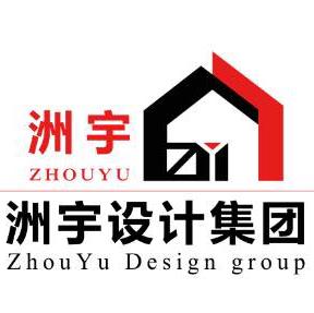 洲宇华洲建筑设计logo