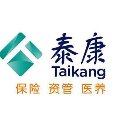泰康人寿logo