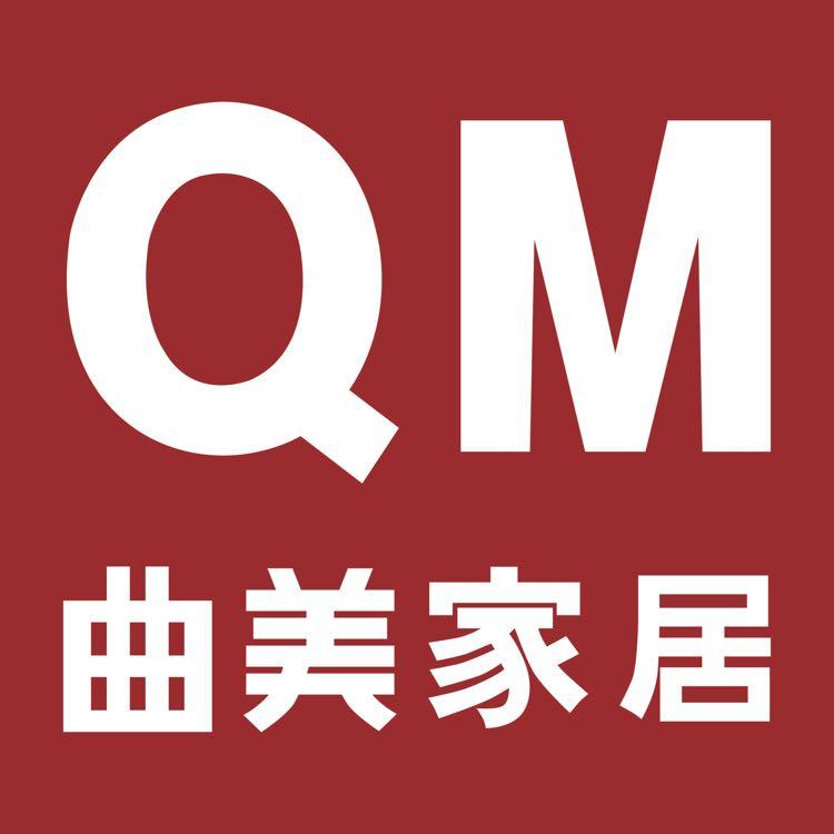 曲美家居logo