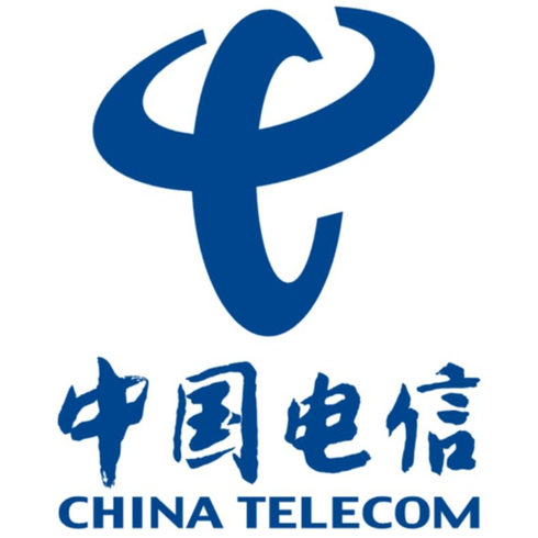 中国电信集成logo