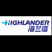 海蘭信logo