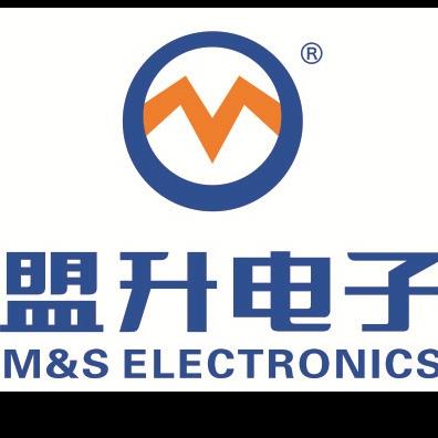 成都盟升logo