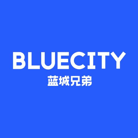 淡蓝网Bluedlogo