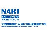 南瑞中天logo