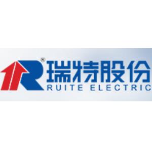 瑞特电气logo