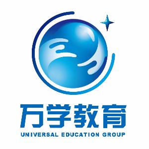万学教育集团logo