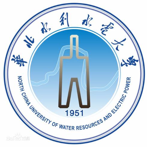 华北水利水电大学logo