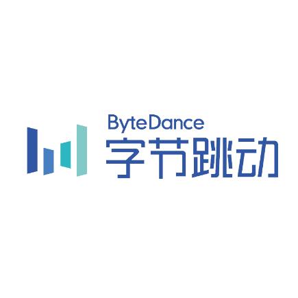 字節跳動logo