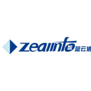 北京智蓝logo