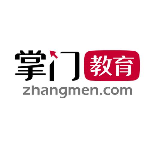 掌门教育logo