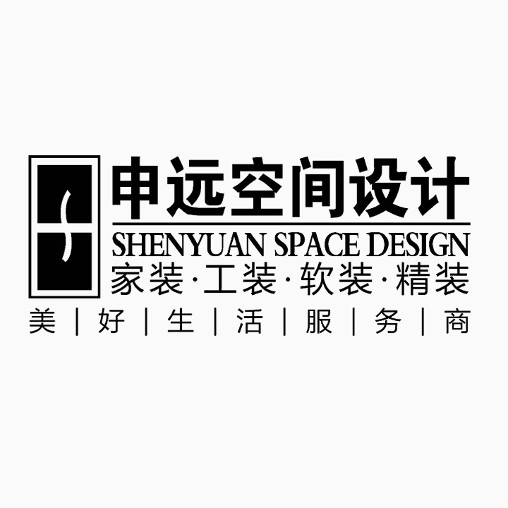 申远空间设计logo