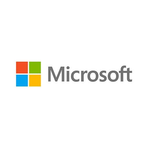 微软中国logo