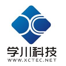 学川科技公司logo