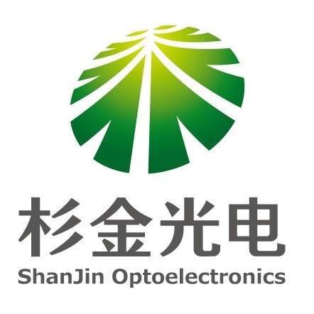 杉金光电logo