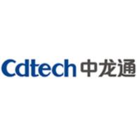 中龙通电子logo