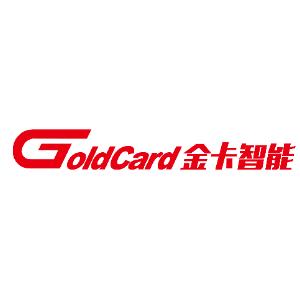 金卡股份logo